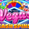 Inspired Entertainment IncorporatedのVegas Cash Spins (ビデオスロット)