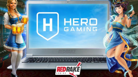 Red Rake GamingはHero Gaming Groupとの提携を喜んでいます。