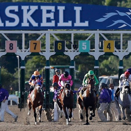 Will 2021 Haskell Stakes Include Bob Baffert And Fixed-Odds Wagering?